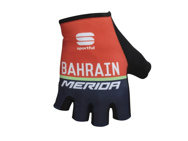 BAHRAIN BODYFIT PRO RACE GLOVES RED/BLUE
